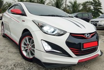 2016 HYUNDAI ELANTRA Hyundai Elantra 1.6 (A) NEW FACELIFT SPORT LIMITED