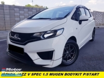 2017 HONDA JAZZ 1.5 V i-VTEC HIGH SPEC KEYLESS FULL SERVISE HONDA FULL BODY KIT MALOAY ONWER