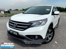 2014 HONDA CR-V 2.4 (A) 4WD FULL SPEC NEW MODEL