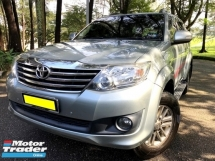2015 TOYOTA FORTUNER 2.7V ENHANCED FACELIFT [SELL BELOW MARKET]