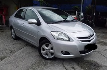 2009 TOYOTA VIOS 1.5 G (A) Low mileage, 1 lady owner