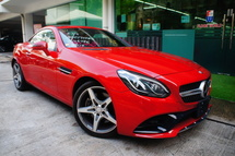 2016 MERCEDES-BENZ SL-CLASS SLC 180 AMG UNREG LIKE NEW  1 YR WRTY