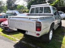2010 TOYOTA HILUX DOUBLE CAB 2.5G (M) TIPTOP CONDITION