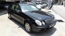 2006 MERCEDES-BENZ E-CLASS E200