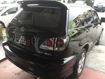 1998 TOYOTA HARRIER HARRIER3.0 FOUR