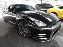 2012 NISSAN GT-R 35 3.8 V6 BLACK EDITION JAPAN SPEC