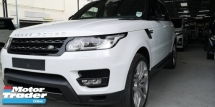 2014 LAND ROVER RANGE ROVER SPORT 3.0 HSE DYNAMIC SDV6 / READY STOCK / RED INTERIOR
