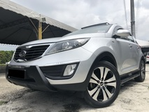 2012 KIA SPORTAGE 2.0 DOHC CBU UNIT / TIPTOP CONDITION LIKE NEW ONE