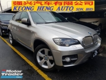2010 BMW X6 X DRIVE 35I Japan Spec 5 seater