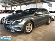 2014 MERCEDES-BENZ GLA GLA250 4MATIC 2.0 Turbocharged 7GDCT 211hp Automatic Power Boot Intelligent LED Distronic Pre Crash Multi Function Paddle Shift Steering Reverse Camera Bluetooth Connectivity Unreg