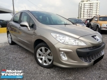 2012 PEUGEOT 308 1.6 VTi FACELIFT (A) Good Conditi