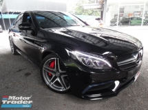 2015 MERCEDES-BENZ C63 S 4.0 V8 Bi TURBO AMG SPORT NIGHT PACKAGE