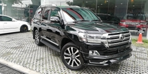 2017 TOYOTA LAND CRUISER ZXG full spec