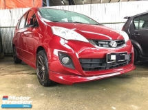 2014 PERODUA ALZA 1.5AT ADVANCED - 2014YM