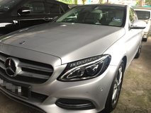 2015 MERCEDES-BENZ C-CLASS C200 Service by C&C, Mileage 52k km, Warranty TILL 2019