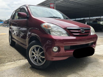 2006 TOYOTA AVANZA 1.3 AT 1 VVIP OWNER