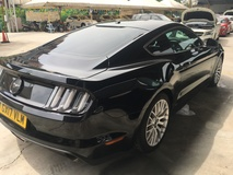 2017 FORD MUSTANG FORD MUSTANG 2.3 COUPE ECOBOOST SHAKER NEW CAR CONDITION RM 318K