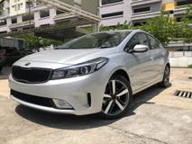 2018 KIA CERATO K3 1.6 AUTO HIGH SPEC NEW DESIGN FACELIFT