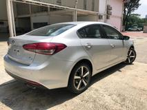 2018 KIA CERATO K3 1.6 AUTO HIGH SPEC NEW DESIGN FACELIFT