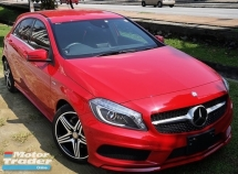 2014 MERCEDES-BENZ A-CLASS 2014 MERCEDES BENZ A250 2.0 AMG UNREG JAPAN SPEC  CAR SELLING PRICE ONLY ( RM 155000.00 NEGO )