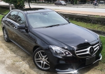 2015 MERCEDES-BENZ E-CLASS 2015 MERCEDES BENZ E250 2.0 AMG NEW FACELIFT UNREG JAPAN SPEC CAR SELLING PRICE ONLY RM 209000.00