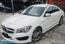 2013 MERCEDES-BENZ CLA 2013 MERCEDES BENZ CLA 250 2.0 AMG TURBO UNREG JAPAN SPEC CAR SELLING PRICE RM 169000.00