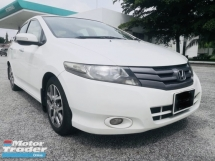 2011 HONDA CITY 1.5E (A) FULL SPEC PADDLESHIFT TIP TOP CAR