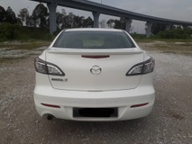 2010 MAZDA 3 2.0 AT,SPORT EDITION,SEDAN NEW PAINT,NEW TIRE,PADDLE SHIFT,HID,BODYKIT ,TIP TOP CONDITION