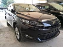 2015 TOYOTA HARRIER 2.0 ELEGANCE 1 YEAR WARRANTY UNREG 2015