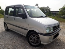 2004 PERODUA KENARI EZ 1.0 AT,1OWNER,NEW PAINT,NEW TIRE,POWER STEERING,SPORT RIM,CD,ACCIDENT FREE