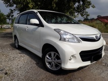 2012 TOYOTA AVANZA 1.5S AT,1OWNER,NEW PAINT,NEW TIRE,S SPEC ORIGINAL,AIR BAG,ABS,DOUBLE BLOWER AIR COND