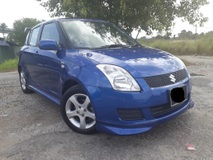 2011 SUZUKI SWIFT 1.5 AT,FULL SPEC,1OWNER,ACCIDENT FREE,BODYKIT,SPORT RIM,NEW TIRE