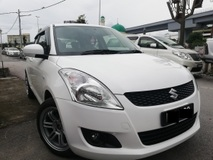 2013 SUZUKI SWIFT 1.4 AUTO