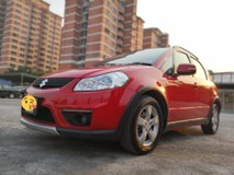 2010 SUZUKI SX4 1.5 S-CROSS LIMITED,1 Lady Owner,Confirm Accident Free,Ori Body Paint,Multi-Function Steering ,Test Drive Welcome