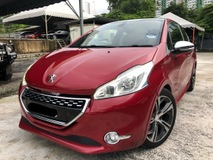 2015 PEUGEOT 208 1.6 GTi Turbo, 200HP, Full Service, Under Warranty, Very Rare Stock, Performance Car, Best Handling, Call Now
