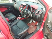 2012 MITSUBISHI ASX 2.0L MATT RED WIDE BODY KIT