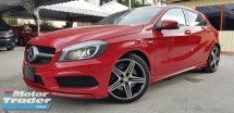 2014 MERCEDES-BENZ A250 2.0 AMG Sport UNREG CLEARANCE PRICE (RM155,000.00)