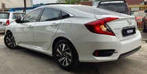 2017 HONDA CIVIC 1.8S-L i-Vtec FC MODEL