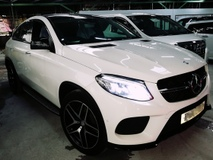2016 MERCEDES-BENZ GLE GLE 350D AMG LINE PREMIUM PLUS