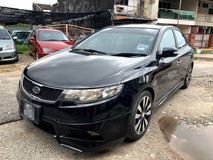 2010 KIA FORTE 1.6 FULL SPORT Spec(AUTO)2010 Only 1 LADY Owner, 86K Mileage, TIPTOP, ACCIDENT-Free, DIRECT-Owner, with FULL AIRBEG & PUSH-START Button
