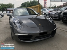 2012 PORSCHE 911 CARRERA S 991 3.8 2 YRS WARRANTY