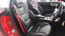2014 MERCEDES-BENZ SLK SLK200 AMG SPORT CONVERTIBLE