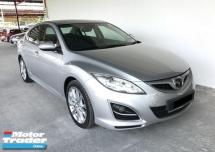2011 MAZDA 6 Mazda 6 2.5 Auto Facelift Premium HIgh Grade Model