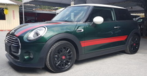 2015 MINI Cooper 1.5 TWIN TURBO UNREG JP SPEC CLEARANCE PRICE (RM129,000.00 NEGO)
