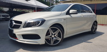 2013 MERCEDES-BENZ A250 2.0 AMG UNREG CLEARANCE PRICE (RM151,000.00 NEGO)