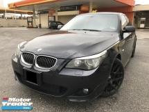 2008 BMW 5 SERIES 525i 2.5 (A) MSPORT LCI NEW FACELIFT