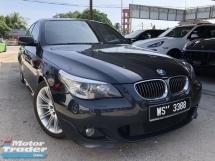2008 BMW 5 SERIES 525I 2.5 (A) M-SPORTS NEW FACELIFT LCI