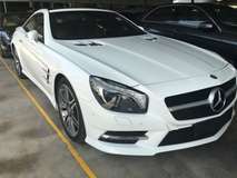 2015 MERCEDES-BENZ SL SL400 3.0 AMG CONVERTIBLE TWIN TURBO (RM) 378,000.00