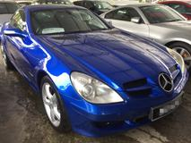 2007 MERCEDES-BENZ SLK 200 K HIGHSPEC, FREE WARRANTY, REG 2010