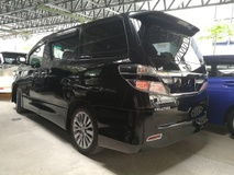 2014 TOYOTA VELLFIRE Golden Eyes II YEAR END PROMOTION , Warranty 3 Year , Clear Stock Season